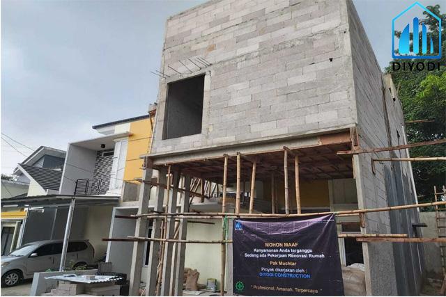 jasa renovasi rumah murah bekasi yang aman
