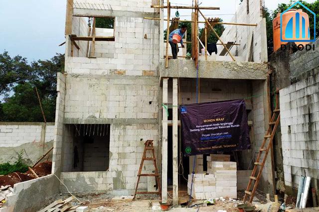 Jasa Renovasi Rumah Murah Bekasi Kota