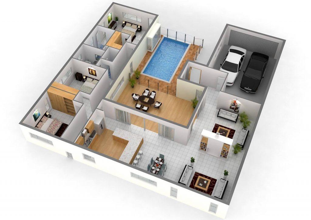 jasa desain rumah Jakarta murah