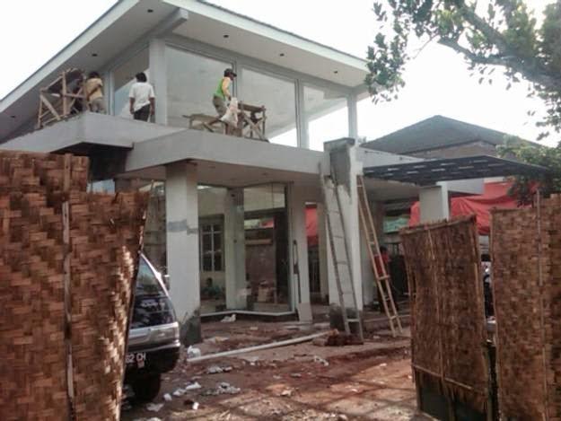 Jasa Borong Rumah 2 Lantai Terbaik