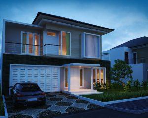 Renovasi Rumah 2 Lantai Terbaik